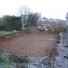 groundworks and excavating ground for the foundations