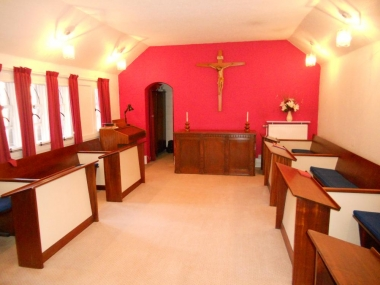 chapel converision into a home in st albans